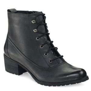 ANKLE LACE UP BOOT, AETREX, HEELED